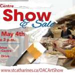 Older Adult Centre Art Show and Sale